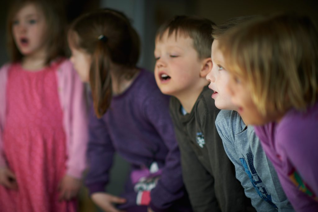 Sangens Hus - Børnehave Kilden Tommerup