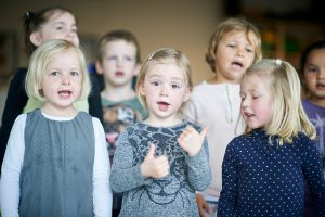 NYHED: Fynsk musikbørnehave er national rollemodel i sangprojekt til millioner