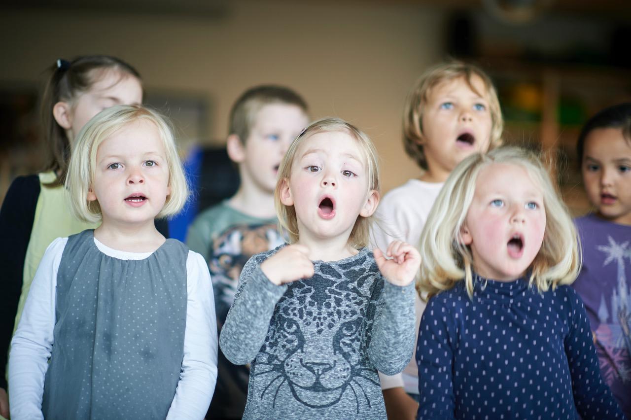 NYHED: Assens Børnehuse bliver certificeret sangbørnehave